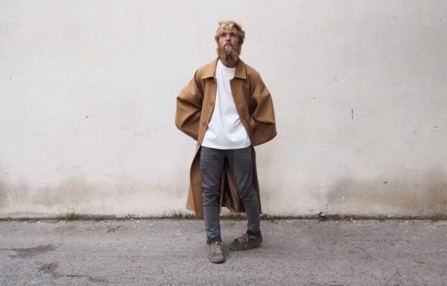 Arthur Bernard Bazin Coat Camel - LR3