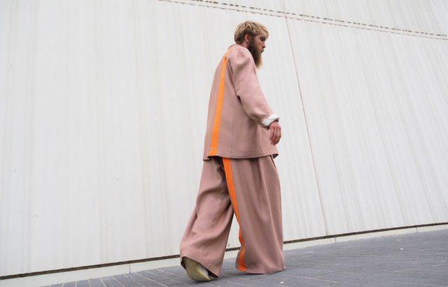 Arthur Bernard Bazin Blazer Dusty Pink - LR3