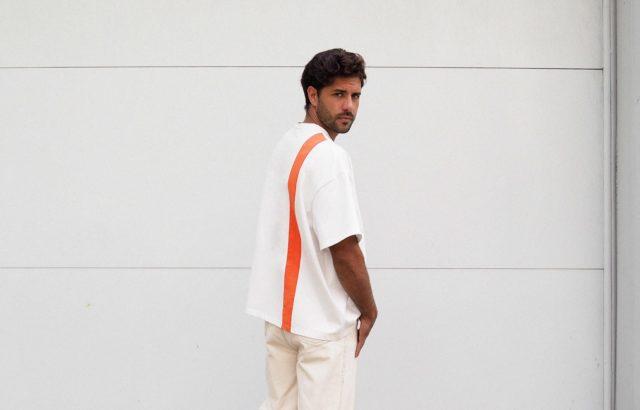 Joaquín López T-Shirt White - LR3