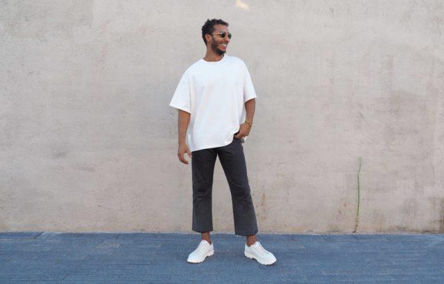 Leo Perez T-Shirt White - LR3