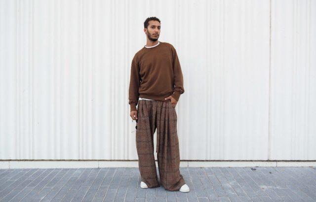 Leo Perez Trousers Checks 2 - LR3