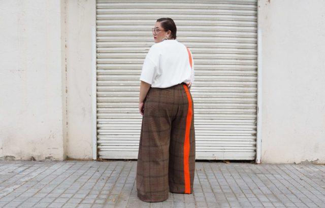 Lidia Juvanteny Trousers Checks 2 - LR3