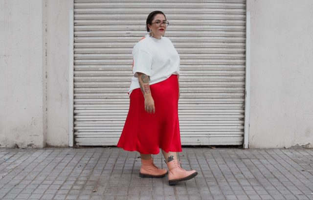 Lidia Juvanteny T-Shirt White - LR3