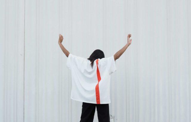 Paula Guerra T-Shirt White - LR3