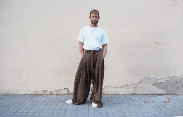 Pieter de Groot Trousers Checks 2 - LR3