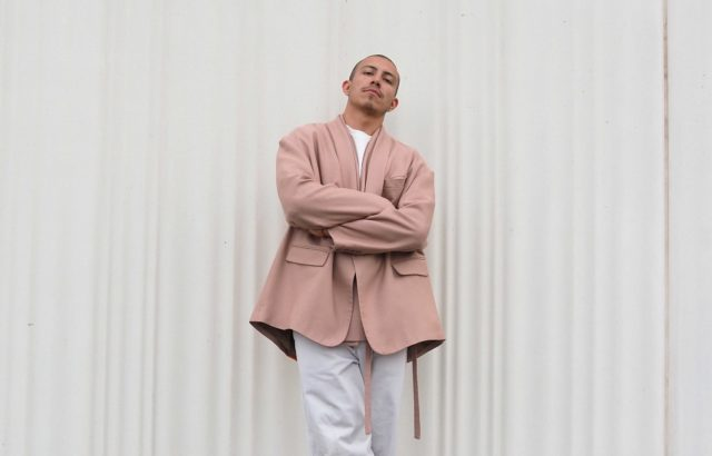 Dusty Pink Blazer - LR3