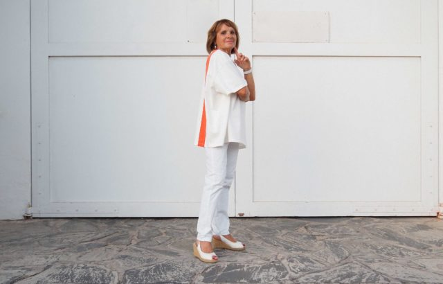 Rizalina Álvarez T-Shirt White - LR3