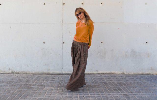 Tere Granado Trousers Checks 2 - LR3