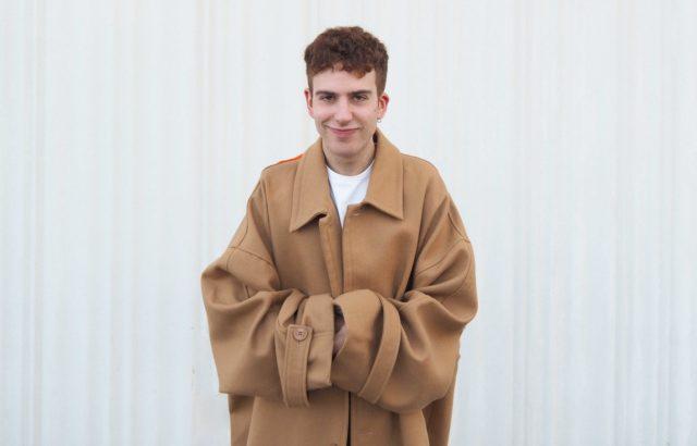 Xulián Sambade Coat Camel - LR3