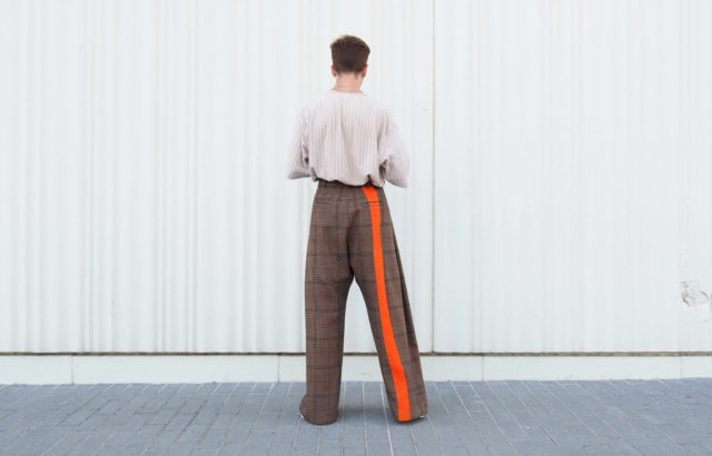 Xulián Sambade Trousers Checks 2 - LR3