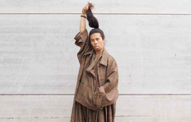 Junyi Sun Coat Checks 1 - LR3