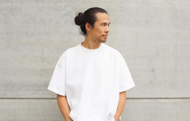 White T-shirt - LR3