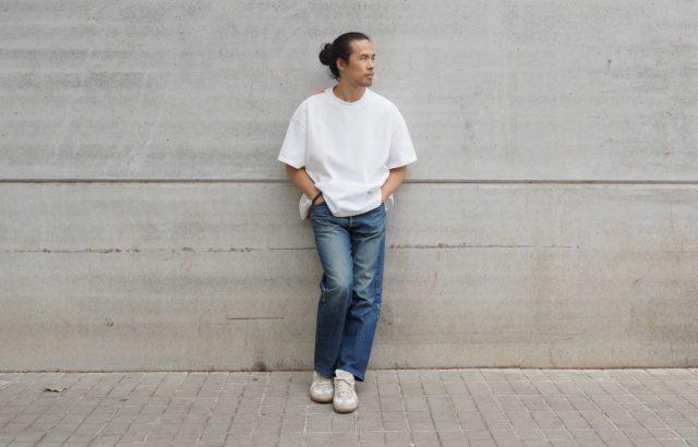 Junyi Sun T-Shirt White - LR3