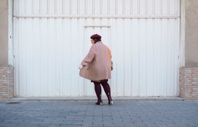 Lidia Juvanteny Blazer Dusty Pink - LR3