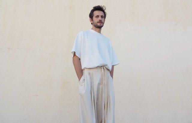 Ecru Trousers - LR3