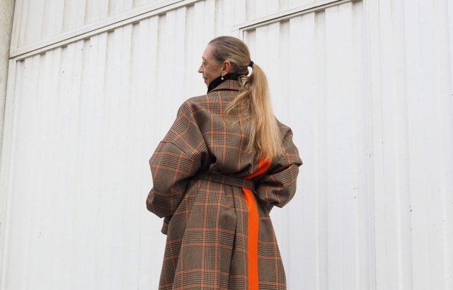 Ángeles Lacalle Coat Checks 1 - LR3