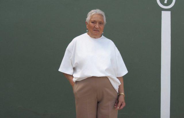 Asunción Arroyo T-Shirt White - LR3