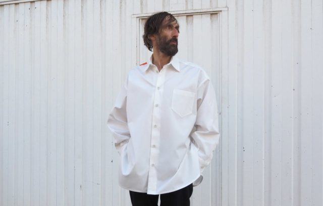 Carlos Fernández Shirt White - LR3