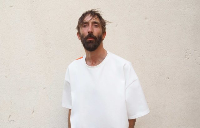 Carlos Fernández T-Shirt White - LR3