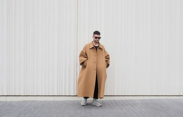 Jose Carayol Coat Camel - LR3