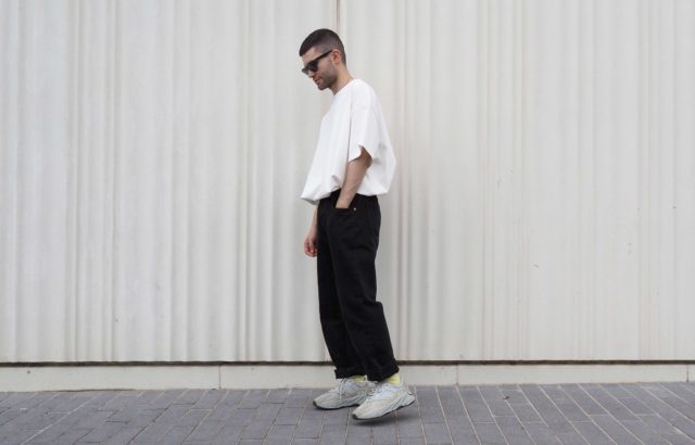 Jose Carayol T-Shirt White - LR3
