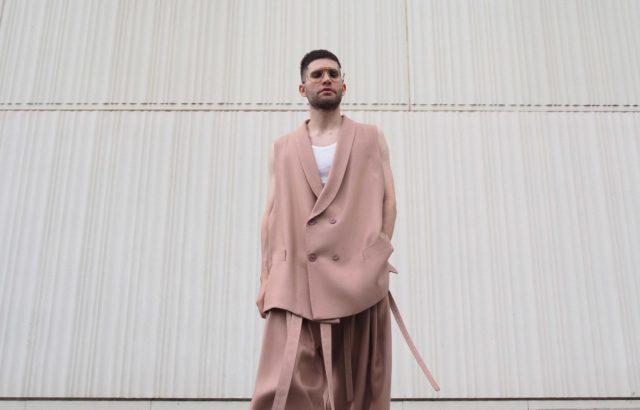 Dusty Pink Vest - LR3