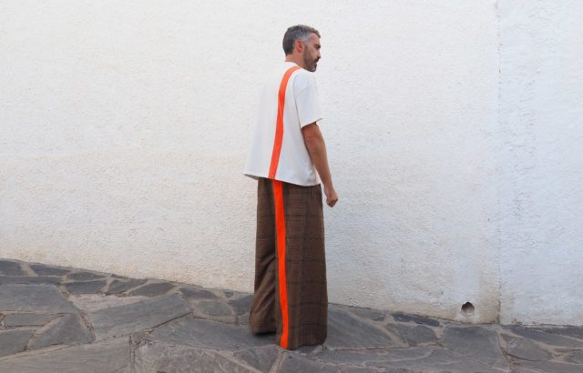 Jordi Obiols Trousers Checks  2 - LR3