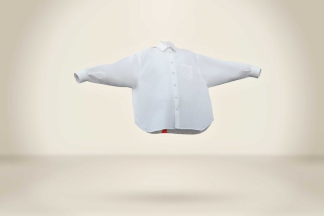 Sau-Ching Wong Shirt White - LR3