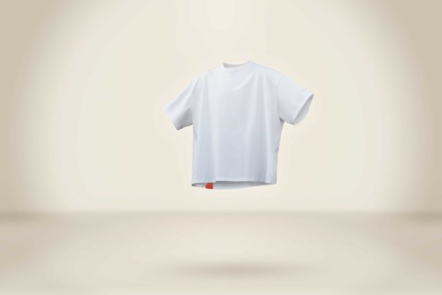 Sau-Ching Wong T-Shirt White - LR3
