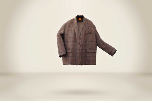 Checks 2 Blazer - LR3