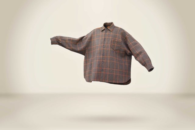 Checks 1 Shirt - LR3