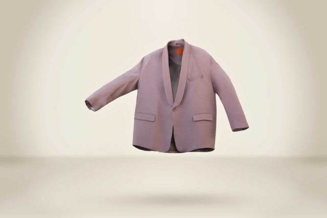 Dusty Pink Blazer - LR3