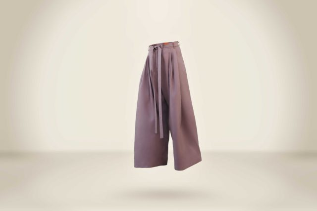 Lidia Juvanteny Trousers Dusty Pink - LR3