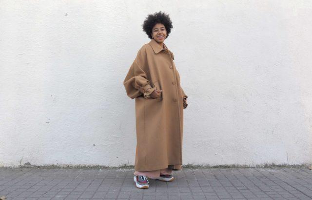 Camel Coat - LR3