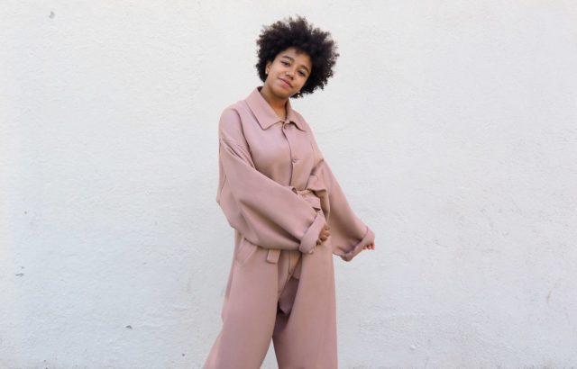 María Elisabeth Overall Dusty Pink - LR3