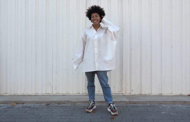 María Elisabeth Shirt White - LR3