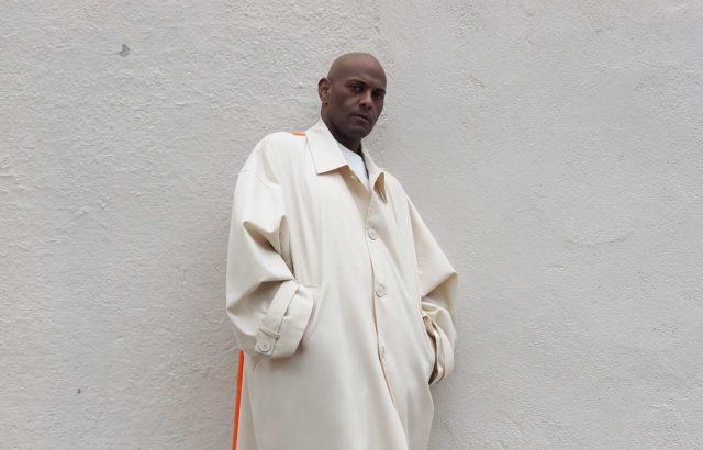 Moisés Bravo Coat Ecru - LR3