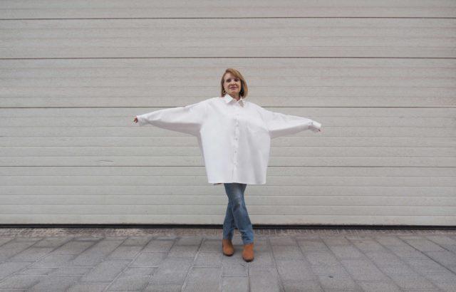 Rizalina Álvarez Shirt White - LR3