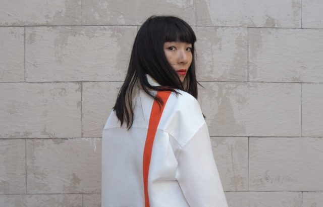 Sau-Ching Wong Shirt White - LR3
