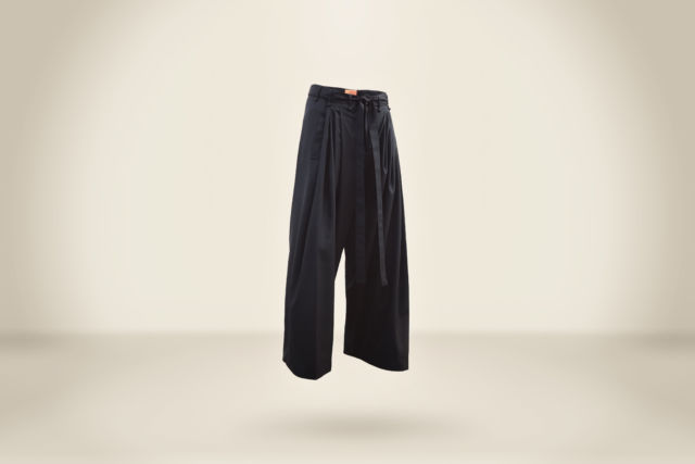 Sito Torres Black Trousers - LR3