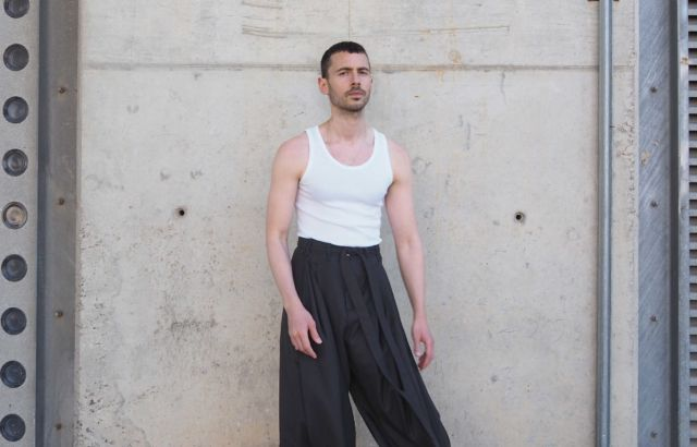 Black Trousers - LR3
