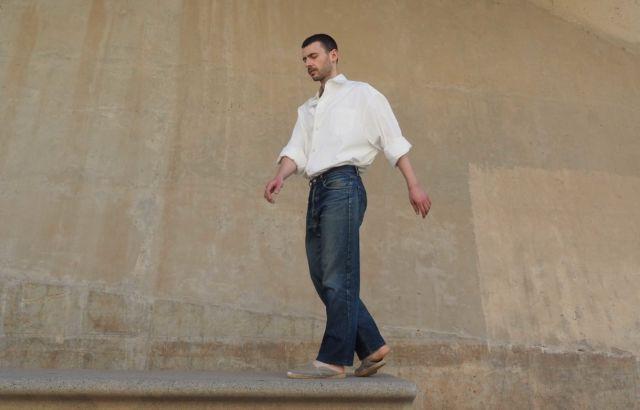Juanma Shirt White - LR3