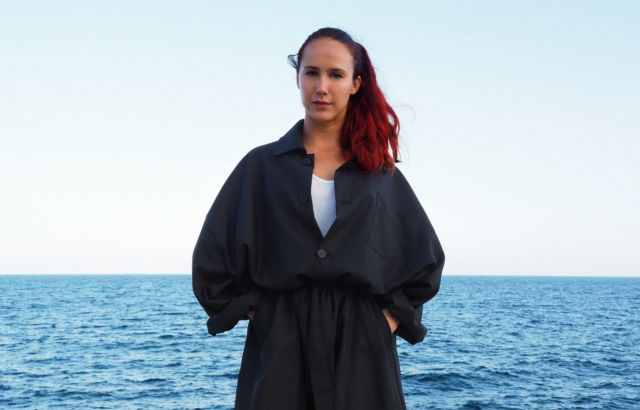Alma Steiner Overall Black - LR3