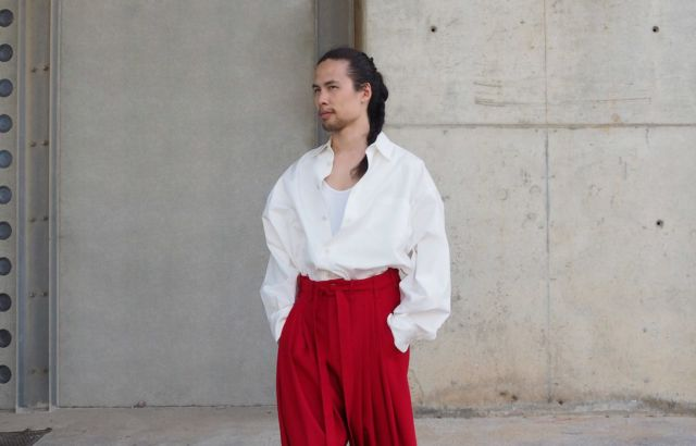 White Shirt - LR3