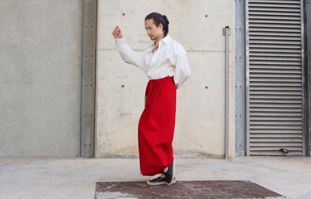 Junyi Sun Shirt White - LR3