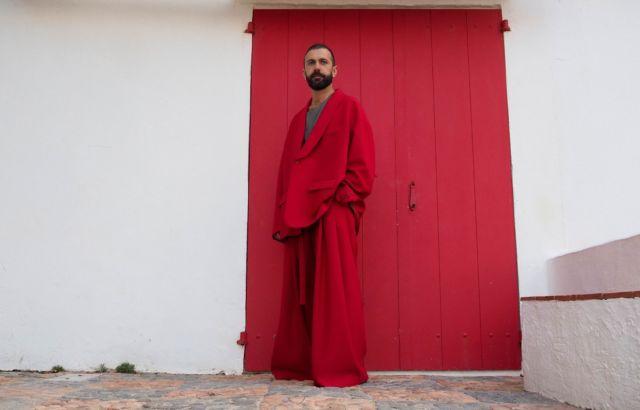 Pedro Campello Blazer Deep Red - LR3
