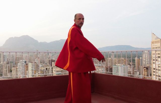 Luis Fernandez Blazer Deep Red - LR3