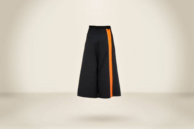 David Sidibe Hakama Black - LR3