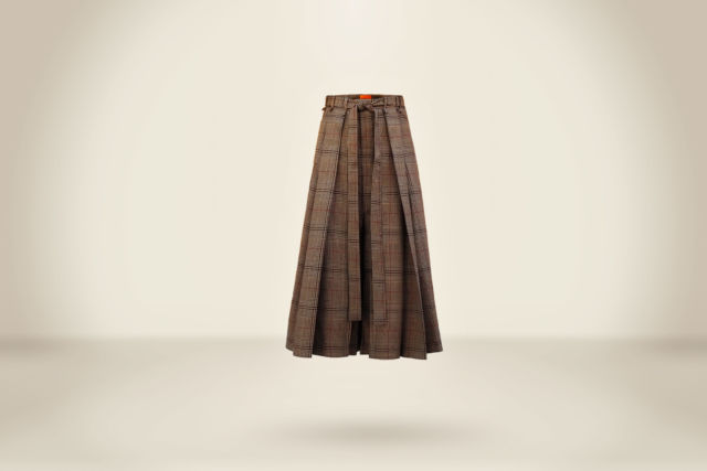 Louis Russo Hakama Checks 2 - LR3
