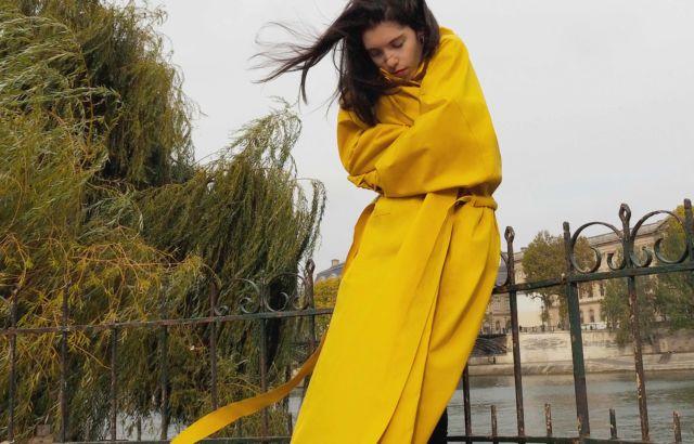 Yellow Raincoat - LR3
